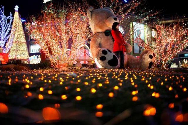 Στο τελικό στάδιο βρίσκονται οι προετοιμασίες για τη γιορτή της 23ης Δεκεμβρίου στον Αετόλοφο